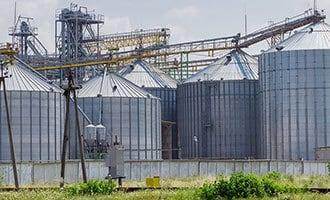 agriculture grain bins